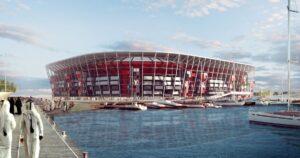 Estadio Ras Abu Aboud Qatar